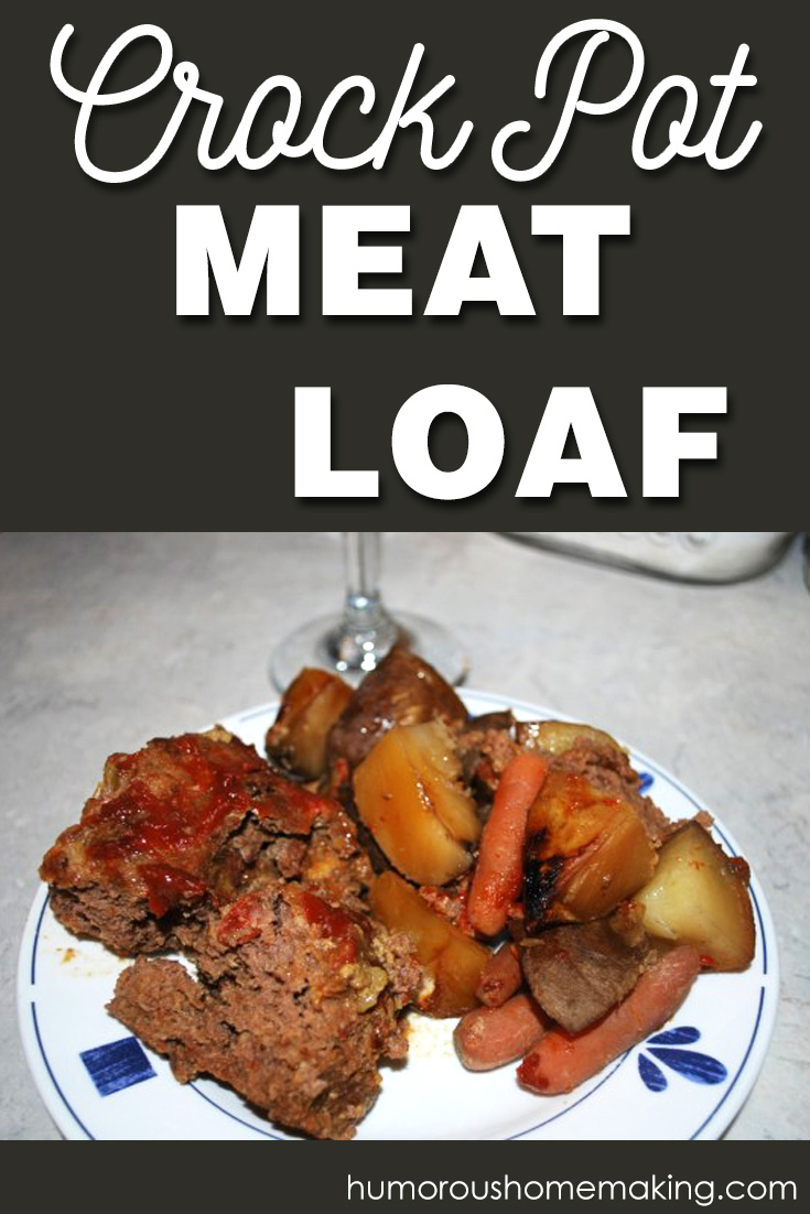 I like meatloaf any way you make it, but I always like the ease of using my crockpot. This Crockpot Meatloaf makes dinnertime easy!