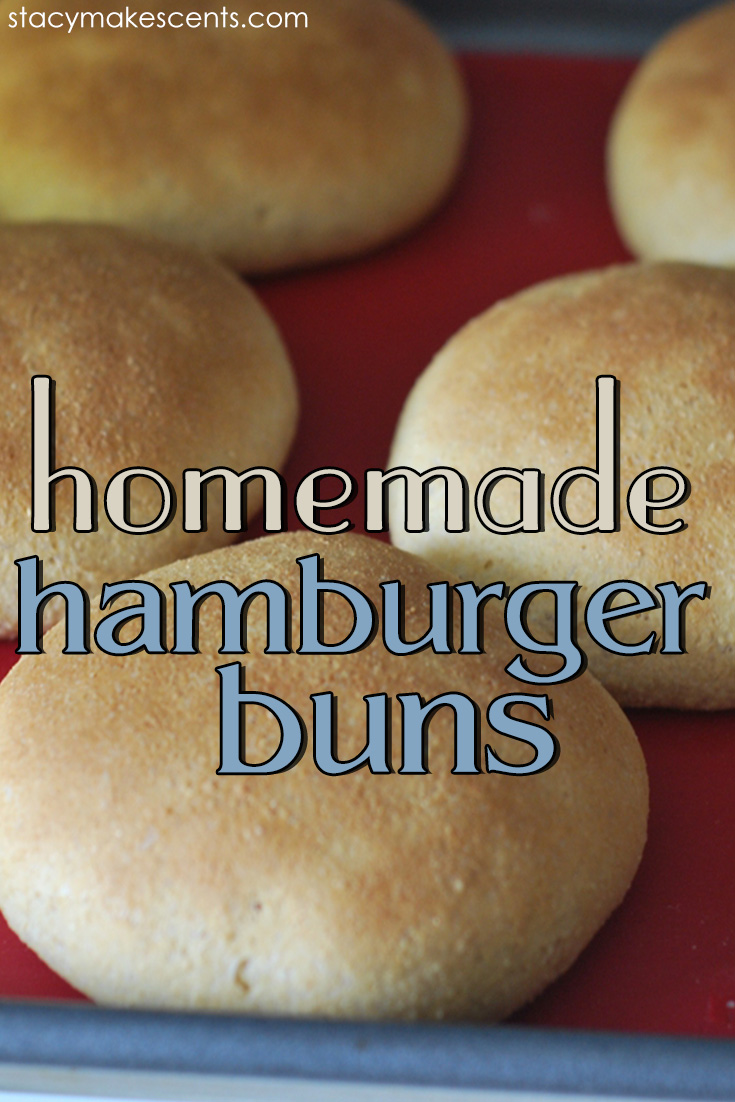 Homemade Hamburger Buns. I finally found the perfect hamburger bun recipe! And they freeze wonderfully!