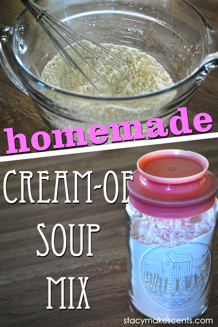 Homemade Cream-Of Soup Mix
