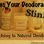 Switching to Natural Deodorant