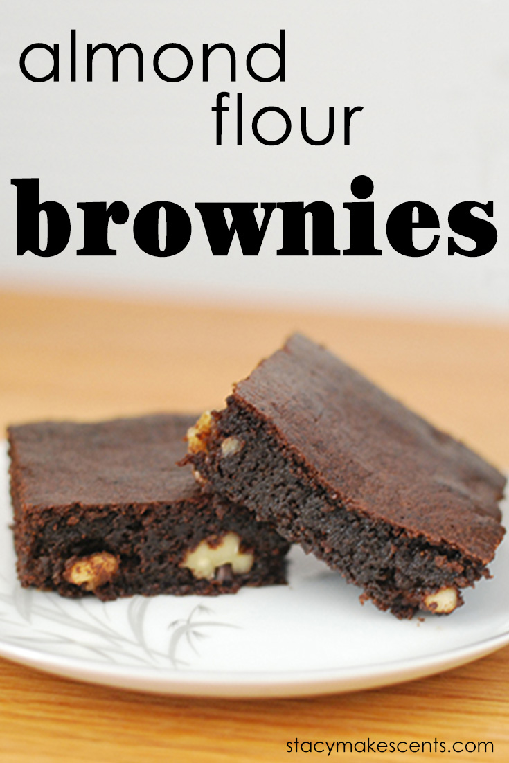 No Dry Dusty Brownies Here These Deliciously Gooey Grain Free Brownies Are Easy