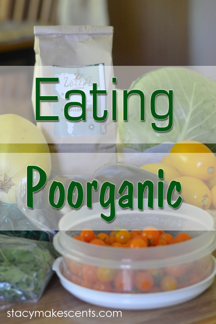 Eating Poorganic - A focus on homemade cooking, not organic items