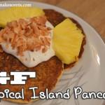 Tropical Island Pancakes (GF)