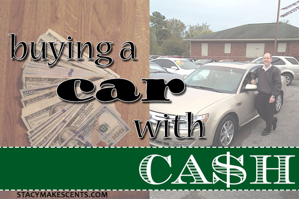 buying a car with cash humorous homemaking. Black Bedroom Furniture Sets. Home Design Ideas