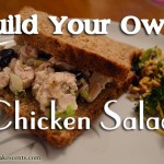 Build Your Own Chicken Salad