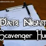 Frugal Date Night: Scavenger Hunt