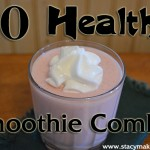 50 Healthy Smoothie Combos