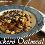Snickers Oatmeal