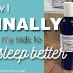 This 'magic' lotion has helped so much with my kids' sleep! It could help you, too.