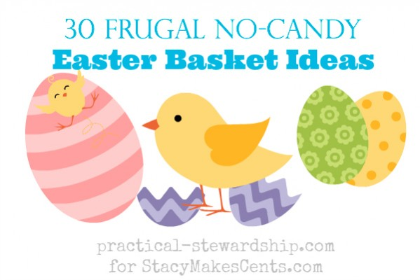 Frugal no candy easter basket ideas humorous homemaking frugal no candy easter basket ideas negle Gallery