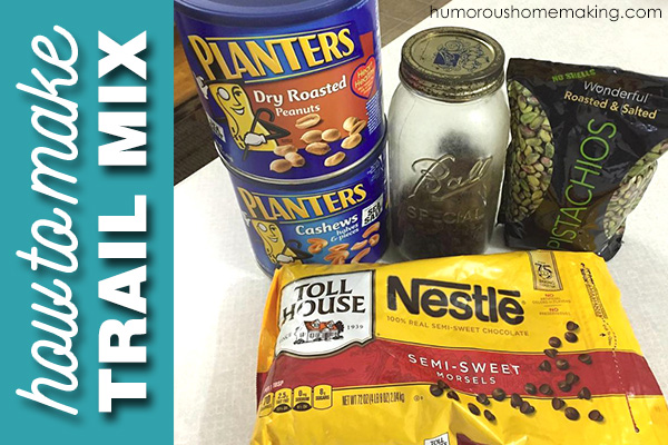 Looking for a super quick, filling, and nutritious snack?! One that doesn't take hours to make or cost a billion dollars? I give you trail mix!