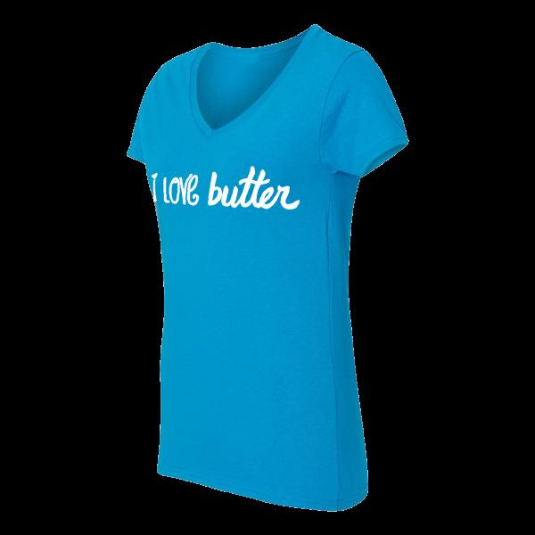 i love butter tee shirt