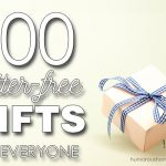 100 Clutter Free Gifts For Everyone