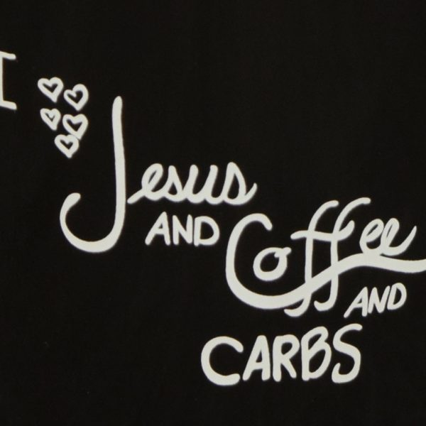 Jesus Coffee Carbs