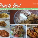 Crock On Cookbook (paperback)