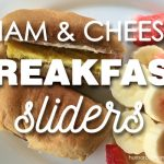 Ham and Cheddar Breakfast Sliders: The Perfect Make-Ahead Breakfast