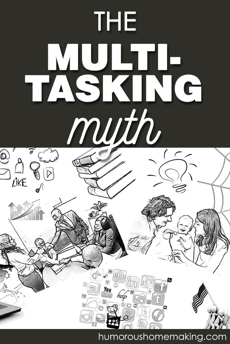 multi tasking myth