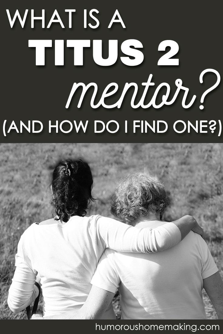titus 2 mentor