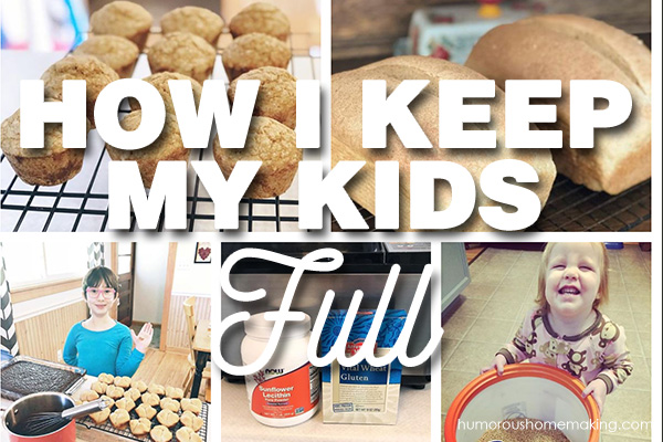 Whole Grains and the Bread Machine: How I Keep My Kids Full