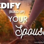 edify your spouse