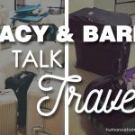 Stacy and Barry Talk Travel