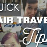 Quick Air Travel Tips