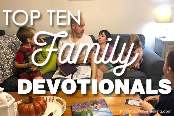 family devotionals