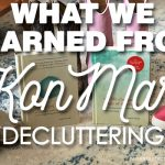 what we learned from konmari