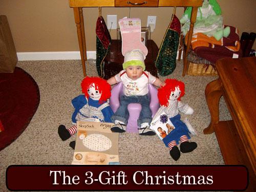A 3-Gift Christmas