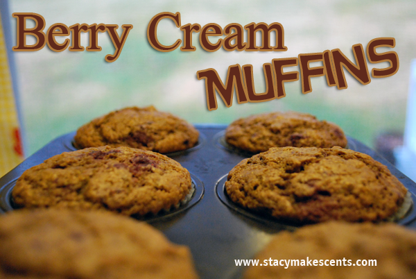 Berry-Cream-Muffins