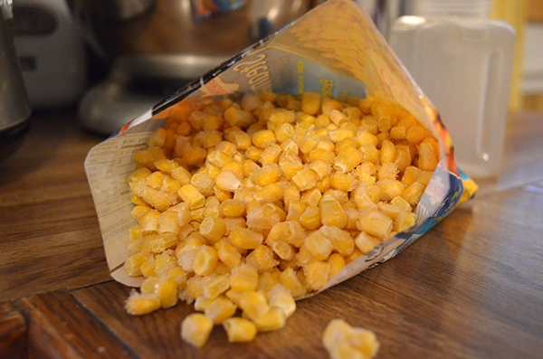 Corn Chowder, Crock Pot Whole Foods style!