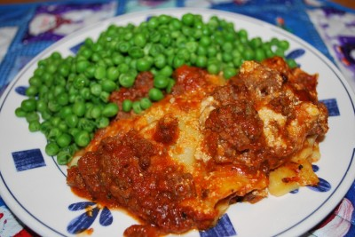 Crock Pot Lasagna. How can something so simple be so good?
