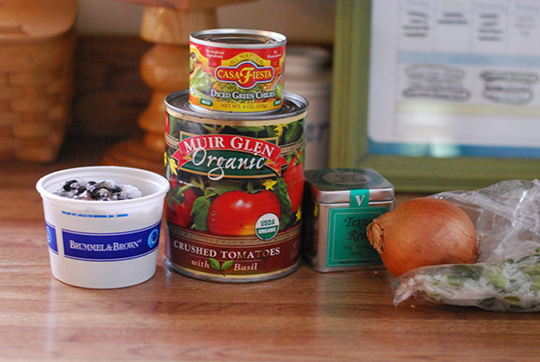 Crock Pot Texas Pork Chops