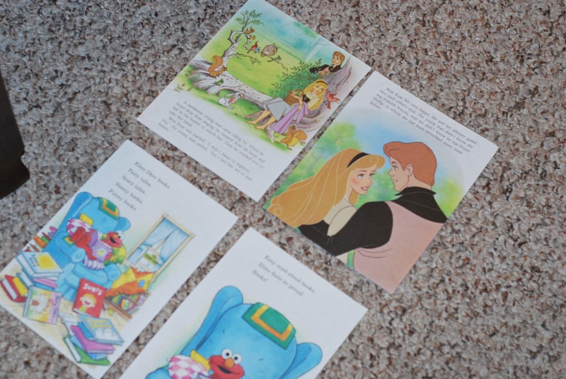 Personalized gifts placemats from storybook pages Build storybook