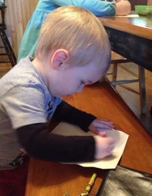 Andy coloring