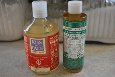 Castile Soap + All Purpose Cleaner Recipe - Humorous Homemaking