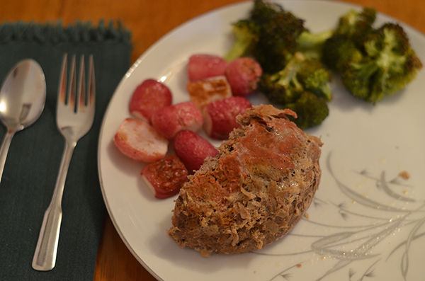 German Meat Loaf