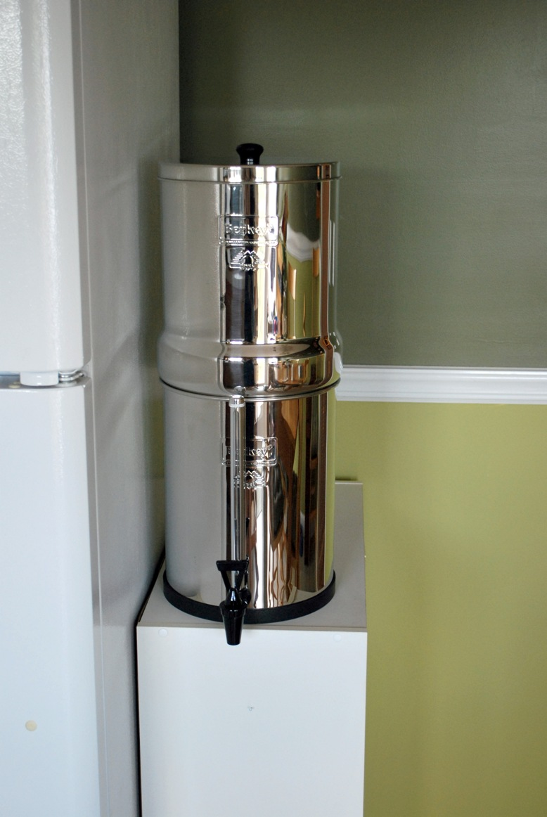 Berkey Water Filter Review Humorous Homemaking