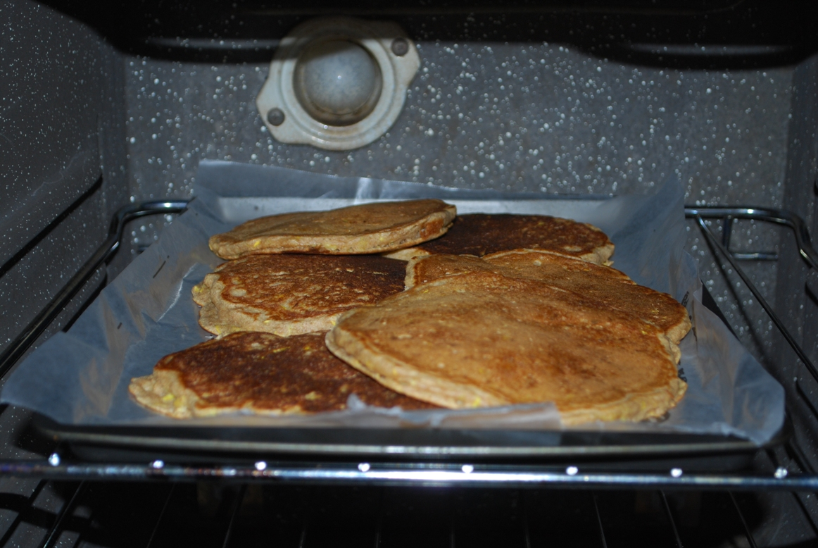 Summer Squash Pancakes - Humorous Homemaking