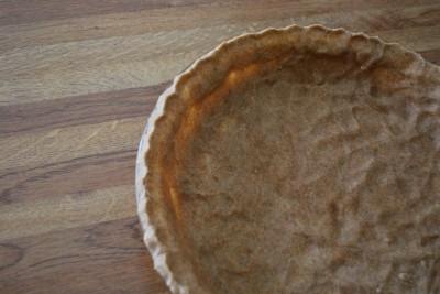 Pat-In-The-Pan Pie Crust