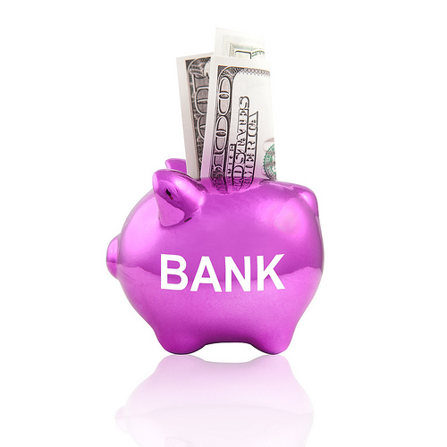 bank pig