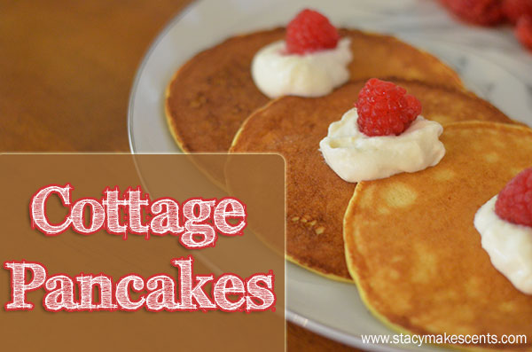 Cottage Pancakes - Stacy Makes Cents