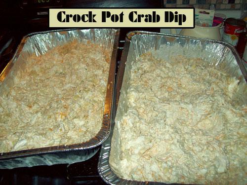 recipe: crabmeat and cream cheese dip [37]