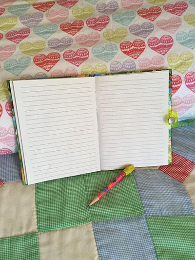 diary-empty