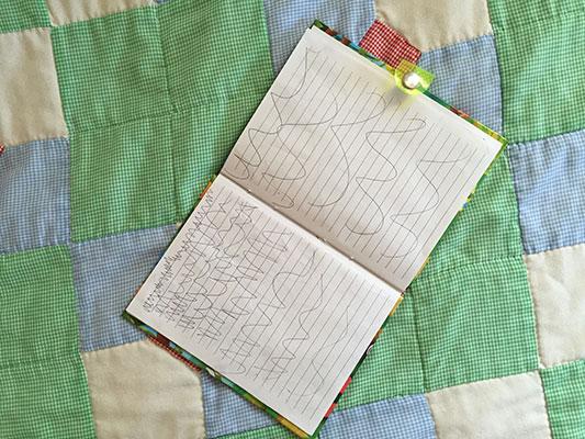 diary-write