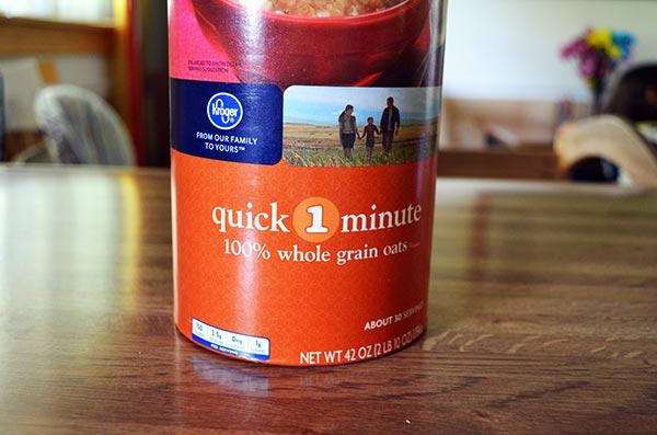 quick-oats