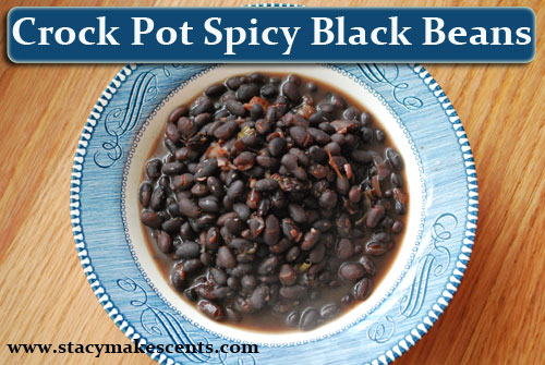 Spicy, Citrusy Black Beans Recipe — Dishmaps